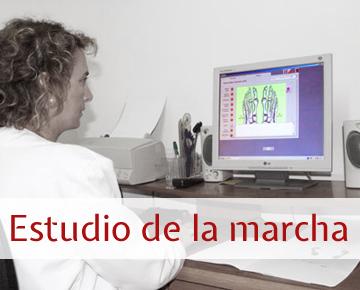 Estudio de la marcha consulta de podologia elvira monferrer
